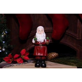 Christmas Santa Decorative Accent