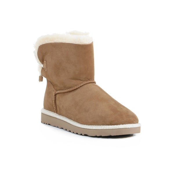 d463e1770e6 Shop Ugg Women's Selene Chestnut Boots - Free Shipping Today ...