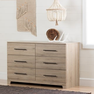South Shore Primo 6-Drawer Double Dresser