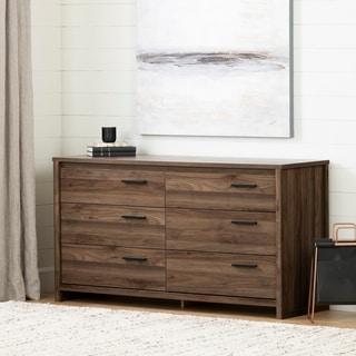 6-drawer Double Dresser
