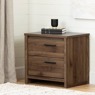 Oliver & James Wouw 2-drawer Nightstand