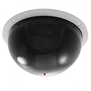 Streetwise 7-inch Large Dome Dummy Security Camera