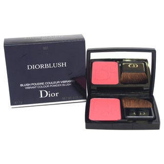 Diorblush Vibrant Colour Powder Blush # 881 Rose Corolle