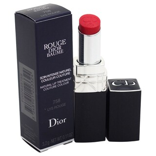 Rouge Dior Baume Natural Lip Treatment # 758 Lys Rouge