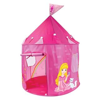 Imagination Generation Girl's Pink Princess Play Castle Pop Up Tent