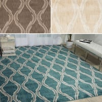 Nourison Tranquility Transitional Rug - 7'9 x 10'10