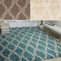 Nourison Tranquility Transitional Rug - 5'3 x 7'5""