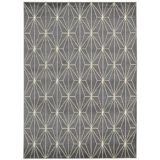 Nourison Studio Grey Rug (7'10 x 10'6)