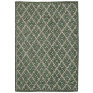 Nourison Tranquility Contemporary Rug (7'9 x 10'10)
