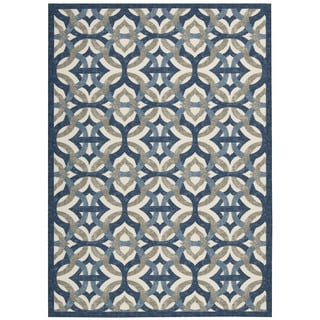 Waverly Sun N' Shade Tipton Celestial Area Rug by Nourison (10' x 13')