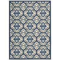 Waverly Sun N' Shade Tipton Celestial Area Rug by Nourison - 10' x 13'