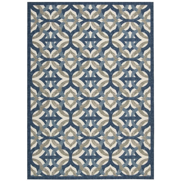 Waverly Sun N' Shade Tipton Celestial Area Rug by Nourison