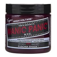 Fuschia Shock Purple Manic Panic Vegan 4-ounce Hair Dye