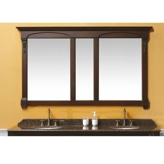 James Martin Bosco 69-inch Mahagony Mirror