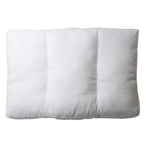 Austin Horn Classics Adjustable Sleeping Pillow with Neck Support - White