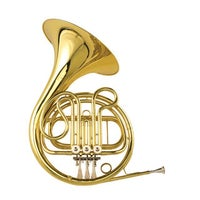Brown Brass Instruments