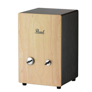 Pearl Primero Jingle Box Gypsy Brown Cajon