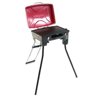 Blackstone 1610 Red Black Dash Portable Grill