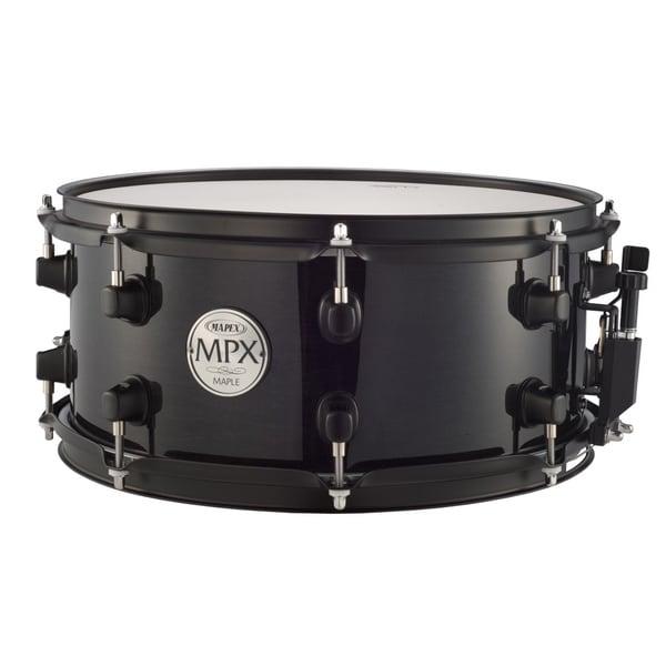 Mapex MPX Series Maple Black Snare Drum