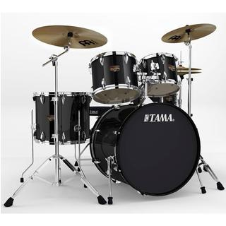Tama Imperialstar 5-piece Black Drum Kit