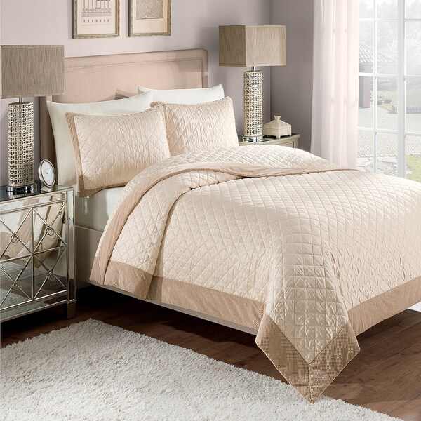 Monroe 3-piece Quilt Set