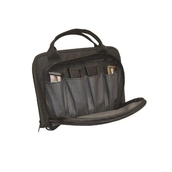 Snug Fit Mag 5 Pistol Case Black