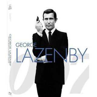007 George Lazenby (Blu-ray Disc)