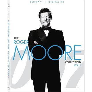 007 The Roger Moore Collection Vol. 1 (Blu-ray Disc)