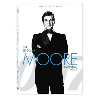 007 The Roger Moore Collection Vol. 1 (DVD)