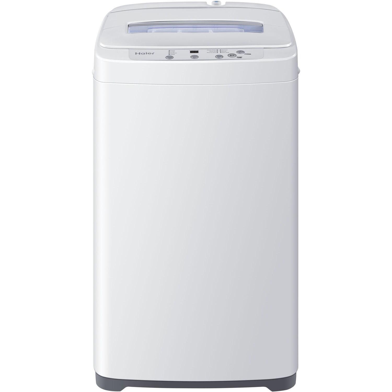 Haier 1.5 Cu. Ft. Large Capacity Portable Washer, White