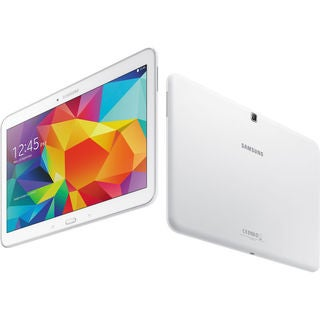 "Samsung 16GB Galaxy Tab 4 Multi-Touch 10.1"" Wi-Fi Tablet (White)"