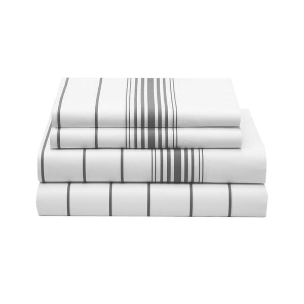 Tommy Hilfiger Buckaroo Stripe Cotton Sheet Set