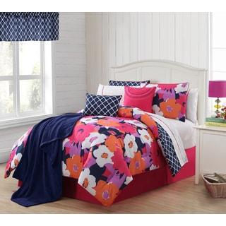 VCNY Taylor Floral 13-piece Room in a Bag Set