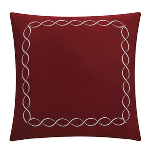 Chic Home Argeles Traditional Embroidery 4-piece Quilt Set with Embroidered Decorative Pillow