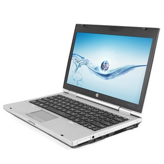HP Elitebook 2560P Intel Core i3-2310M 2.1GHz 2nd Gen CPU 4GB RAM 320GB HDD Windows 10 Home 12.5-inch Laptop (Refurbished)