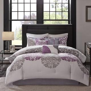 Madison Park Forbes 7-Piece Cotton Comforter Set