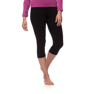 Minus33 Osceola Women's Midweight 3/4 Baselayer Bottoms (5 options available)