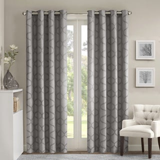 Madison Park Vella Window Curtain Panel