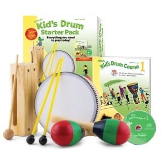 Alfred's Children's Drum Course Complete Starter Pack