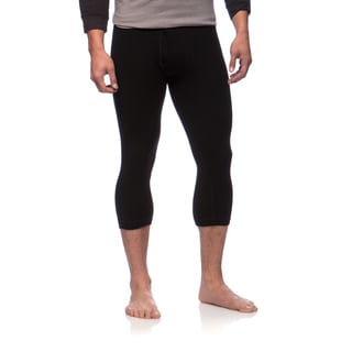 Minus33 Tecumseh Men's Midweight 3/4 Baselayer Bottoms
