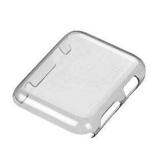 Insten Slim TPU Rubber Candy Skin Smart Watch Bumper Frame For Apple Watch 42mm