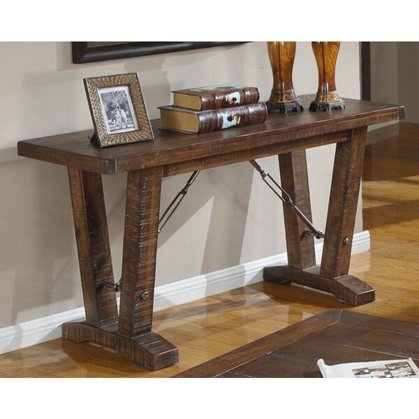 Castlegate Rustic Sofa Table