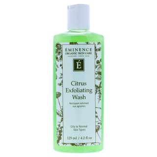 Eminence Citrus 4.2-ounce Exfoliating Wash