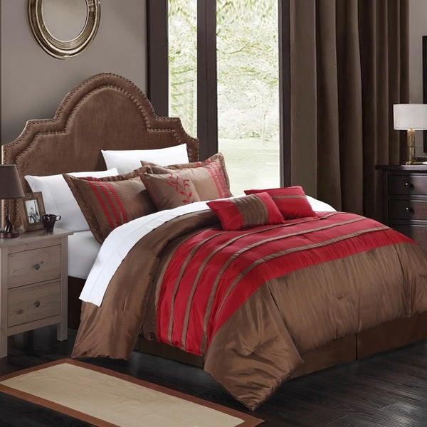 Chic Home Tijuana 7-Piece Comforter Set