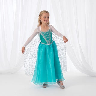 KidKraft Ice Princess Dress Up Costume