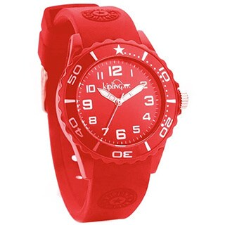Kipling Children Red Watch
