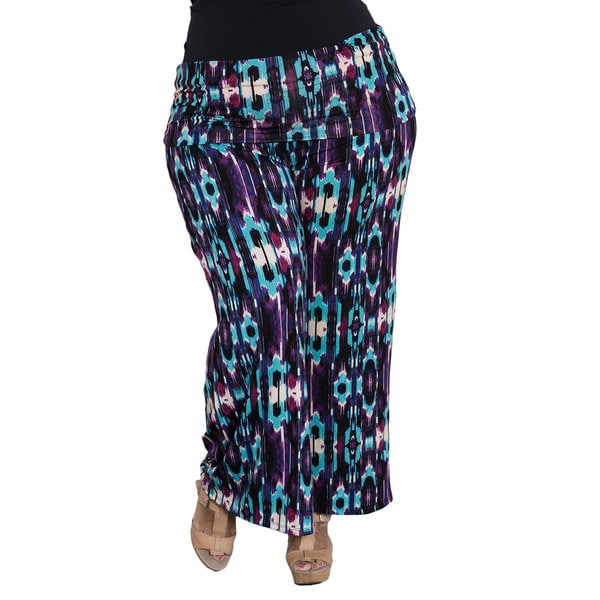 108f01b57fd Shop Printed Classic Jersey Pant - Free Shipping Today - Overstock ...