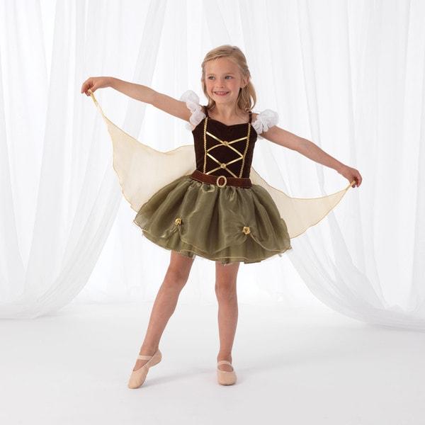 Shop Kidkraft Pirate Winged Fairy Dress Up Costume Free