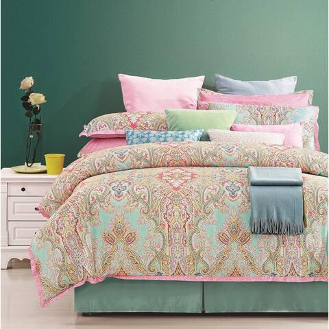 EverRouge Palace 7-piece Cotton Duvet Set