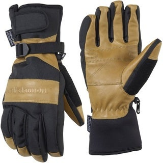 Wells Lamont Grips Gold Insulated Waterproof Gloves Mens